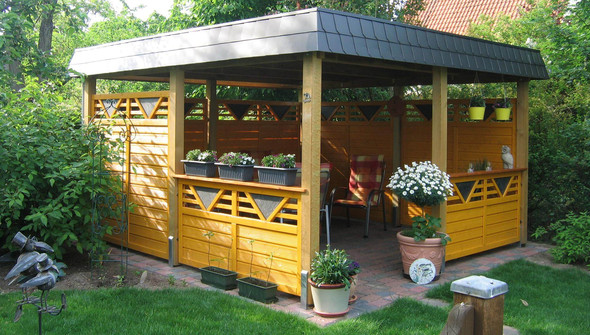 Super Individuelle Carports aus Holz - Qualität made in Germany &CY_93