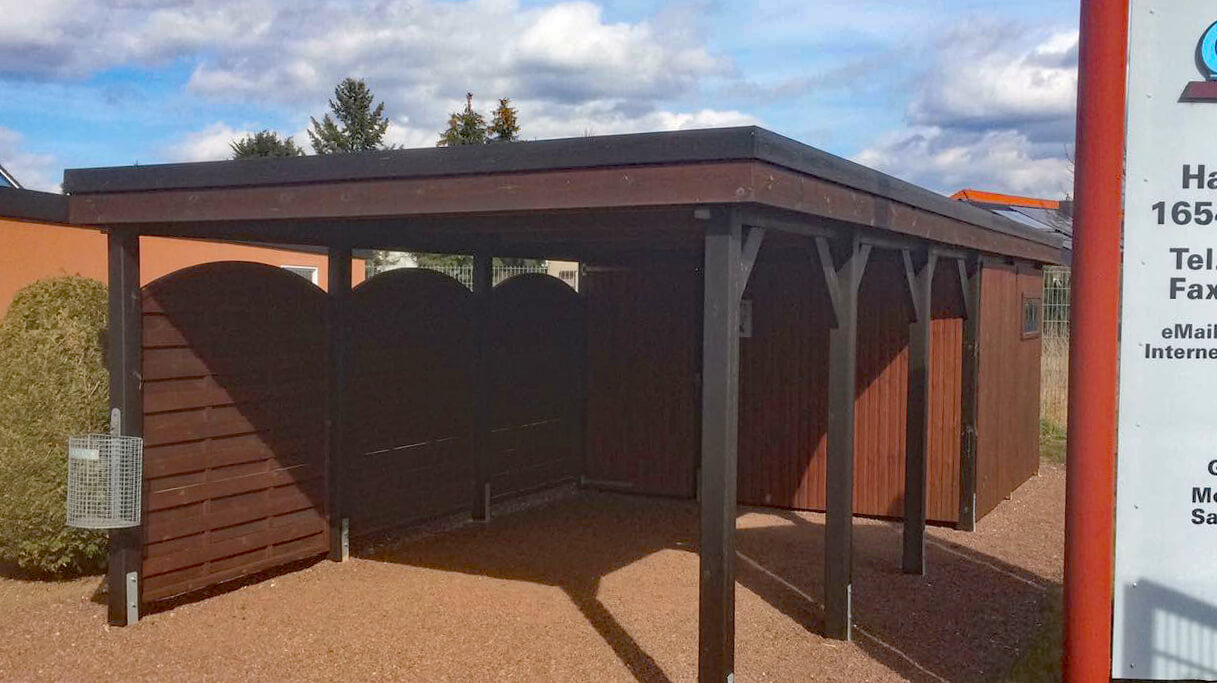 carportmusterabverkauf in birkenwerder newsdetail startseite design bilder. Black Bedroom Furniture Sets. Home Design Ideas